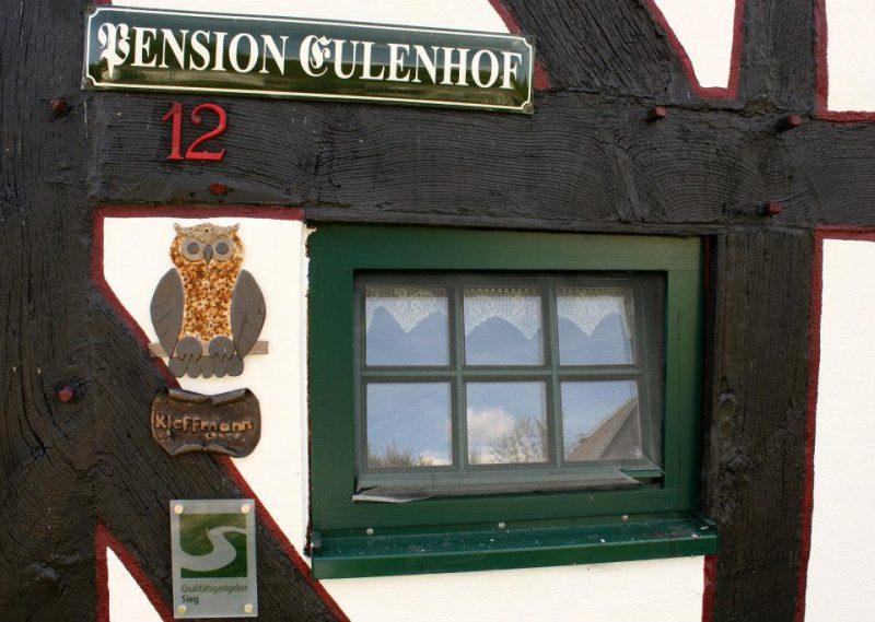 Pension Eulenhof (vormals geführt von Familie Kleffmann)